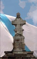 Monument to the Freedom Martyrs of 26 April 1846 in Carral
