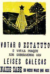 First Statute of Autonomy of Galicia, 1936