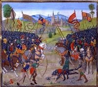 Battle of Najera, 3 April 1367