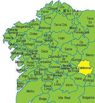County Valdeorras, Galicia