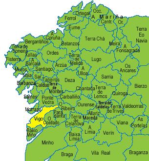 County Vigo, Galicia