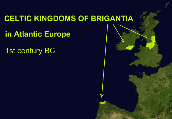 County corunna galicia coat of arms and flag of corunna please celtic kingdoms of brigantia in atlantic europe 1st century bc publicscrutiny Image collections