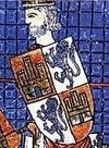 The Castilian king Alfonso X