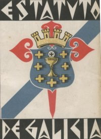 Front Cover of the Home Rule Act for Galicia, 1932