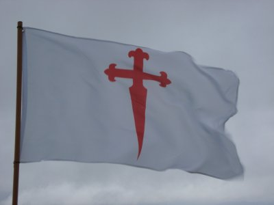 Cross of Saint James, Patron Saint of Galicia